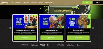 MrOyun Casino Lisanslari